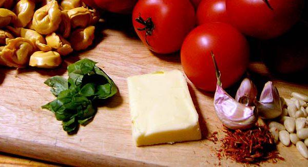 Matlagning som livets krydda