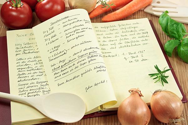 Böcker om kost och hälsa